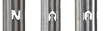 Kovinski stebri N A U